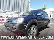 2006 Hyundai Tucson GLS Stock#:4D0212B