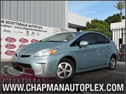 2012 Toyota Prius Three Stock#:4D0404A