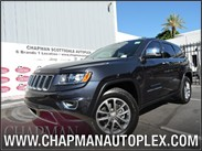 2014 Jeep Grand Cherokee Limited Stock#:4D0423A