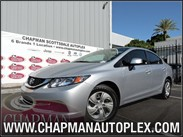 2013 Honda Civic LX Stock#:4D0510A
