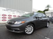 2012 Honda Civic EX Stock#:4H0130A