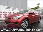 2013 Hyundai Elantra GLS Stock#:4H0281A