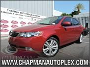 2011 Kia Forte SX Stock#:4H0446A