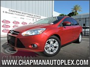 2012 Ford Focus SEL Stock#:4H0554A