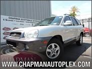2004 Hyundai Santa Fe LX Stock#:4H0635A