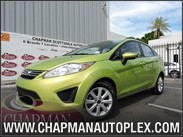 2011 Ford Fiesta SE Stock#:4H0692A