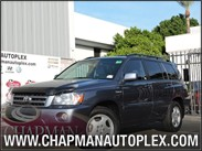 2005 Toyota Highlander Limited Stock#:4H0697A