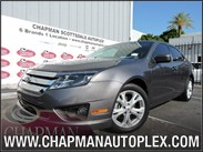 2012 Ford Fusion SE Stock#:4H0720A