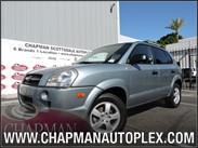 2007 Hyundai Tucson GLS Stock#:4H0860B