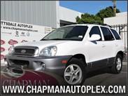 2004 Hyundai Santa Fe GLS Stock#:4H1169Q