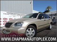 2006 Chrysler Pacifica  Stock#:4J0595A