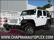 2014 Jeep Wrangler Unlimited Rubicon Stock#:4J0761A