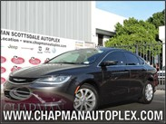 2015 Chrysler 200 C Stock#:4J0805A