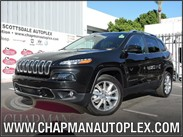 2014 Jeep Cherokee Limited Stock#:4J0822B