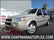 2007 Chevrolet Uplander LS Stock#:4J0829A