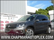 2014 Volkswagen Tiguan SEL Stock#:4J0833A