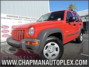 2004 Jeep Liberty Sport Stock#:4J0905B