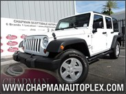 2013 Jeep Wrangler Unlimited Sport Stock#:4J0997A