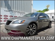 2012 Chrysler 200 S Stock#:5C0045A