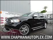 2014 Dodge Durango Citadel Stock#:5D0204A
