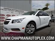 2014 Chevrolet Cruze LS Stock#:5D0411A