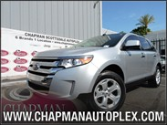 2011 Ford Edge SEL Stock#:5D0447A