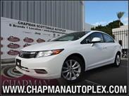 2012 Honda Civic EX-L w/Navi Stock#:5D0520A