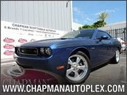 2010 Dodge Challenger R/T Classic Stock#:5D0788A