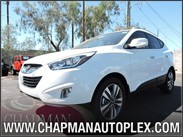 2015 Hyundai Tucson Limited Stock#:5H0130