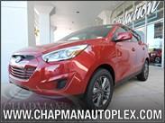 2015 Hyundai Tucson GLS Stock#:5H0154