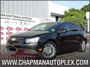 2011 Chevrolet Cruze ECO Stock#:5H0213A