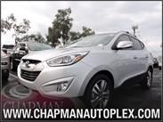 2015 Hyundai Tucson Limited Stock#:5H0351