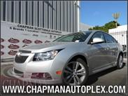 2013 Chevrolet Cruze LTZ Stock#:5H0602A