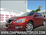 2014 Nissan Altima 2.5 S Stock#:5H0821A