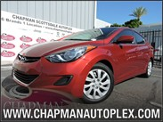 2013 Hyundai Elantra GLS Stock#:5H0890A