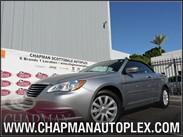 2013 Chrysler 200 Conv Touring Stock#:5J0021A