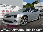 2012 Chevrolet Camaro SS Stock#:5J0037A