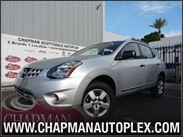 2015 Nissan Rogue Select S Stock#:5J0205A