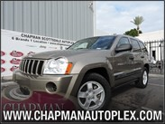 2006 Jeep Grand Cherokee Laredo Stock#:5J0211A