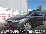 2009 Honda Civic DX-VP Stock#:5J0498A