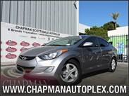 2013 Hyundai Elantra GLS Stock#:6H0541A