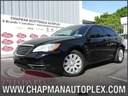 2014 Chrysler 200 LX Stock#:CP60628