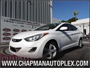 2013 Hyundai Elantra GLS Stock#:KP0027