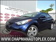 2013 Hyundai Elantra GLS Stock#:KP0030