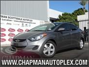 2013 Hyundai Elantra GLS Stock#:KP0032