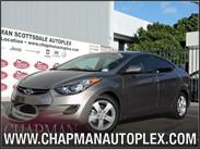 2013 Hyundai Elantra GLS Stock#:P5276