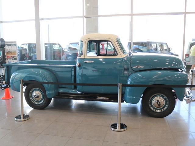 1955 Chevrolet 3100  – Stock #20R113A