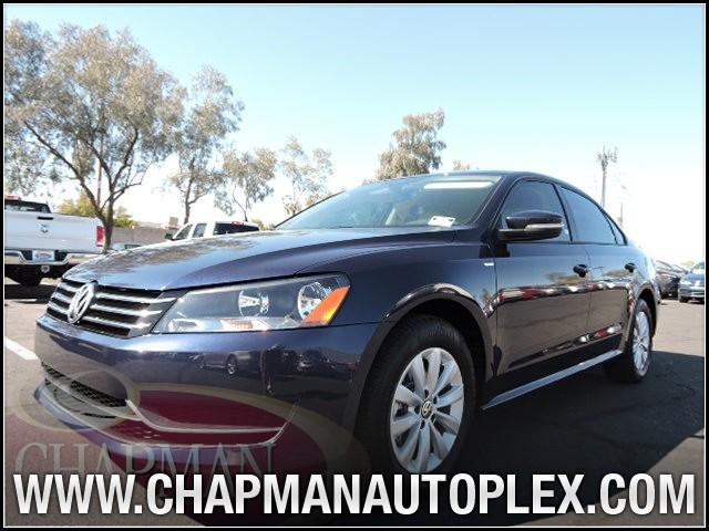 2015 Volkswagen Passat Wolfsburg Edition Scottsdale, AZ   Stock #215273   Chapman Autoplex ...