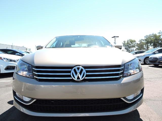 2015 Volkswagen Passat Limited Edition in Tucson Arizona - Stock#215477 - Chapman Volkswagen Tucson