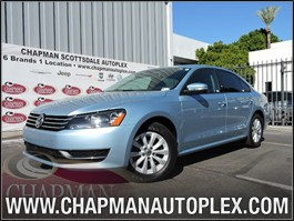 View the 2013 Volkswagen Passat